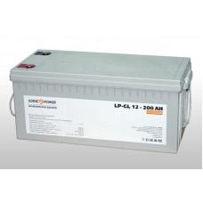 Аккумуляторная батарея LogicPower LP-GL 200Ah-12V