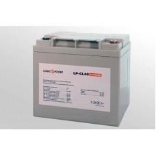 Аккумуляторная батарея LogicPower LP-GL 40Ah-12V