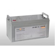 Аккумуляторная батарея LogicPower LP-MG 120Ah-12V
