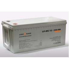Аккумуляторная батарея LogicPower LP-MG 250Ah-12V