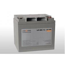 Аккумуляторная батарея LogicPower LP-MG 45Ah-12V