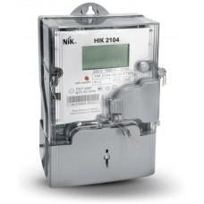 Счетчик НИК 2104-02.20ТВ (5-60А) с интерфейсом RS-485