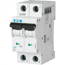 Автоматический выключатель однополюсный N Moeller/Eaton PL6 B