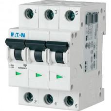 Автоматический выключатель трехполюсный Moeller/Eaton PL4 B