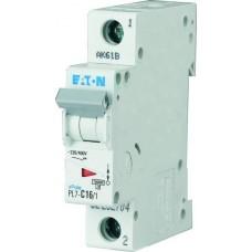 Автоматический выключатель однополюсный Moeller/Eaton PL7 C