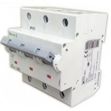 Автоматический выключатель трехполюсный Moeller/Eaton PLHT C