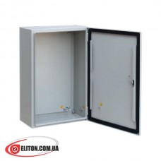 Металлический ящик монтажный навесной МКН 332, степень защиты IP-31 или IP-54