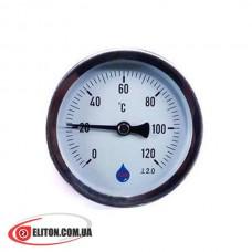Термометр AIM 0-120 °C, Ø63mm
