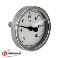Термометр ARTHERMO AR-T/B65 0-120 °C, Ø63mm