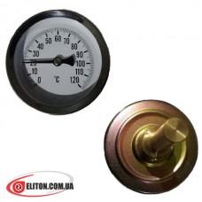 Датчик температуры для котла отопления T63 0-120 °C, Ø63mm