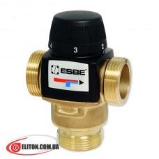 """Трехходовой смесительный клапан ESBE VTA572 45-65 °C 1 1/4"""""""