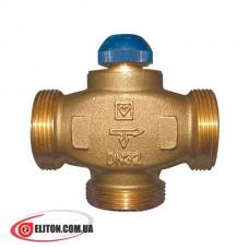 Термостатический трехходовой клапан HERZ CALIS TS-RD DN20