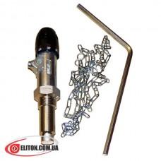 Механический регулятор тяги для твердотопливного котла ICMA