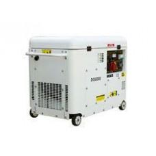 Дизельный генератор НИК DG5000